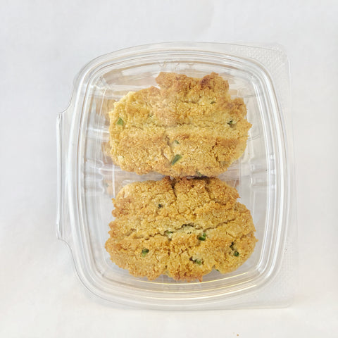 Honey Jalapeño - Paleo Biscuits