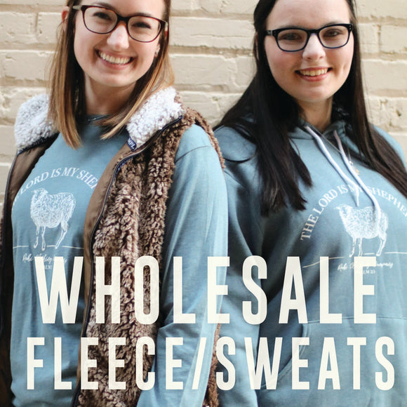Wholesale Fleece & Sweats