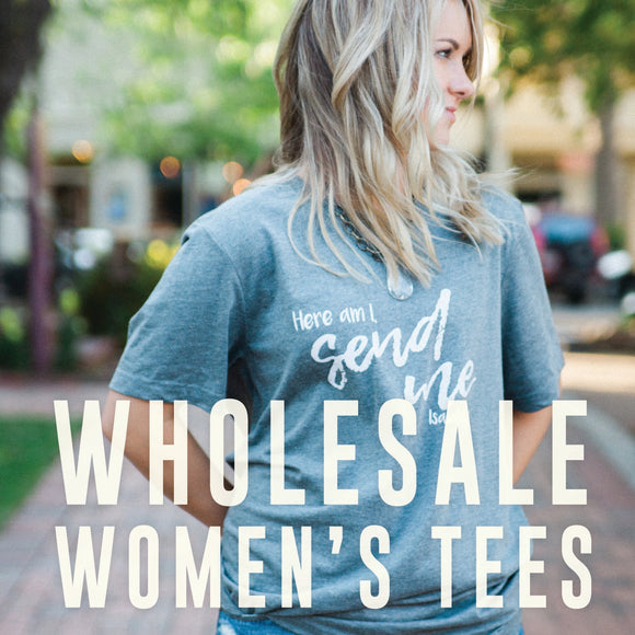 Wholesale Women's Tees
