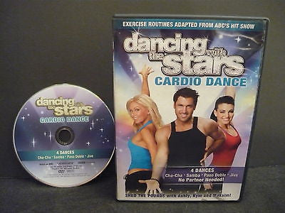 Dancing with the Stars DVD Media Arts General Interest Not Rated Movie Sale
