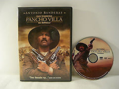 And Starring Pancho Villa as Himself  DVD WIDESCREEN Not Rated Drama Movie Sale