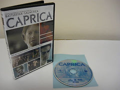 Caprica DVD (WIDESCREEN) Science Fiction Fantasy Movie Esai Morales Eric Stoltz