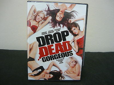 Drop Dead Gorgeous DVD BRAND NEW! (FULLSCREEN) Comedy Adventure