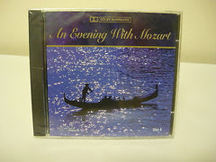 An Evening with Mozart (CD) Brand New!! Classical Comic Opera Music Allegro Presto