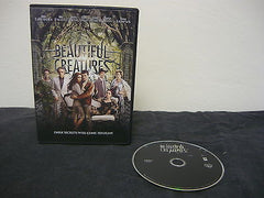 Beautiful Creatures (DVD) Science Fiction Fantasy Alden Ehrenreich