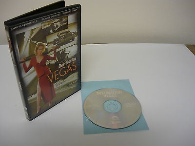 Destination Vegas (DVD) Action Adventure Movie Jennifer Sommerfield Claude Duhamel
