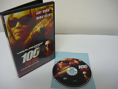 100 Mile Rule DVD WIDESCREEN Comedy Action Adventure Maria Bello Jake Weber