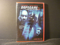 "Dope Game 2 DVD Brand New! (WIDESCREEN) Action Adventure David ""Dyno"" Rocha"