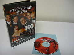Bright Young Things DVD (WIDESCREEN) Comedy Romance Movie Emily Mortimer