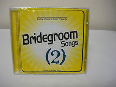 Bridegroom Songs, Vol. 2 by Bishop Moses E. Butler CD Brand New!! Gospel Music