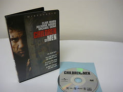 Children of Men DVD (WIDESCREEN) Science Fiction Fantasy Clive Owen Julianne Moo