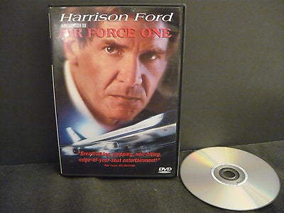 Air Force One DVD (FULLSCREEN & WIDESCREEN) Drama Harrison Ford Wendy Crewson