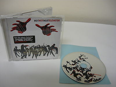 Elevator by Hot Hot Heat (CD) Rock Popular Music Introduction Shame On You