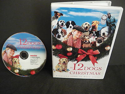 12 Dogs of Christmas DVD (WIDESCREEN) Drama John Billingsley  Bonita Friedericy