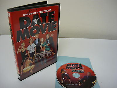 Date Movie DVD (WIDESCREEN) Unrated Comedy Adventure Movie Alyson Hannigan