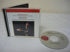 Beethoven: Symphony No. 7; Coriolan & Prometheus Overtures CD Classical Music