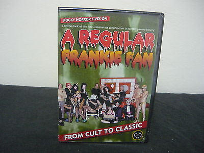A Regular Frankie Fan (DVD) Brand New! Not Rated Musical & Performing Arts