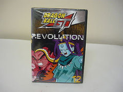 Dragon Ball GT Shadow Dragon - Vol. 12: Revolution (DVD) Brand New!! Not Rated