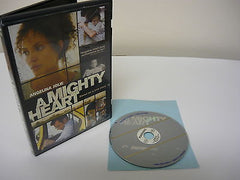 A Mighty Heart DVD WIDESCREEN Action Adventure Movie Angelina Jolie Will Patton