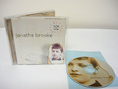 10 Cent Wings by Jonatha Brooke (CD) Folk Music Secrets And Lies Crumbs The Choi