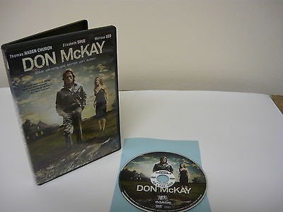 Don McKay DVD (WIDESCREEN) Horror Suspense Thomas Haden Church Elisabeth Shue
