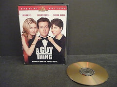 A Guy Thing DVD (FULLSCREEN & WIDESCREEN) Special Edition Comedy Romance