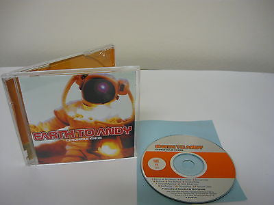 Chronicle Kings by Earth to Andy (CD) Heavy Metal Music Biting At My Heels Pollute