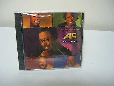 Ed Montgomery Presents ALC: I Still Believe by ALC/Ed Montgomery (CD) Brand New!!