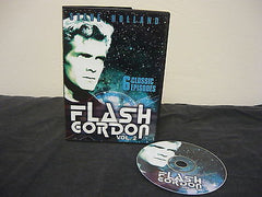 Classic TV Series - Flash Gordon: Volume 2 DVD (FULLSCREEN) Science Fiction Fantasy