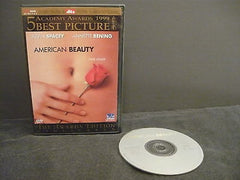 American Beauty DVD (WIDESCREEN) The Awards Edition Drama Kevin Spacey