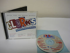 Clerks by Original Soundtrack (CD) Music From The Motion Picture Rock Alternative