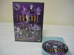 Farscape - Season 3: Vol. 1 Seasons Of Death/Suns And Lovers (DVD) Sci- Fi Fanta