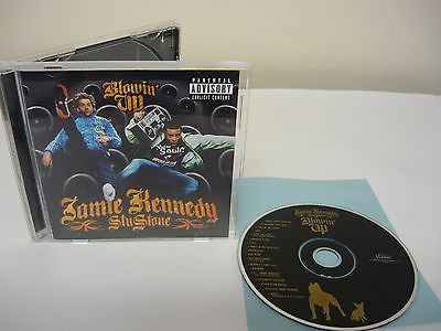 Blowin' Up by Stu Stone/Jamie Kennedy CD R&B Rap Music Circle Circle Dot Dot