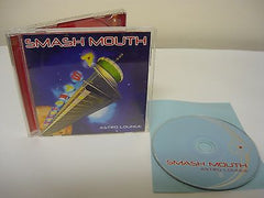 Astro Lounge by Smash Mouth CD Hardcore Punk SKA Music Who's There Allstar Home