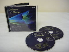 American Maestros CD 2 Music Discs Classical Ballet Fantasy Overture