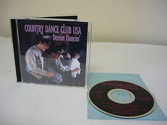 Country Dance Club USA: Denim Dancin' by The Country Dance Kings CD Country Sale