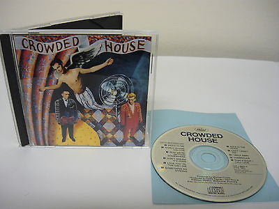 Crowded House by Crowded House (CD) Rock Popular Alternative Music Mean To Me Sa