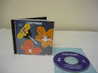 An Unexpected Groovy Treat by Fini Tribe CD R&B Dance Audio Music Forevergreen