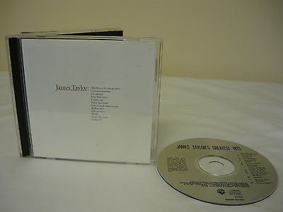 Greatest Hits by James Taylor (CD) Rock Pop Music Something In The Way She Moves