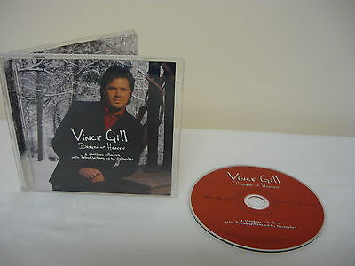 Breath of Heaven: A Christmas Collection by Pat Williams Orchestra/Vince Gill CD