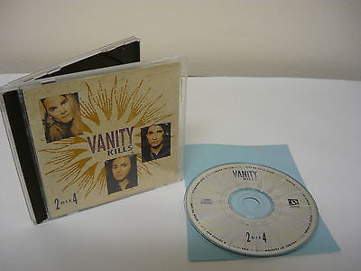 2 Die 4 by Vanity Kills CD Rock Popular Alternative Music Give Me Your Heart