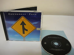Coverdale & Page by Coverdale/Page (CD) Rock Popular Hard Rock Music Shake My Tr
