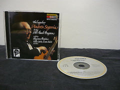 Bach: Three Pieces for Lute; Three Pieces from Violin Partita No.1 CD Classical