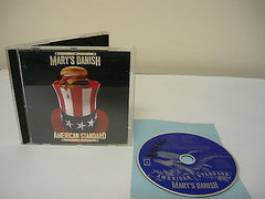 American Standard by Mary's Danish CD Rock Popular Alternative Music Killjoy