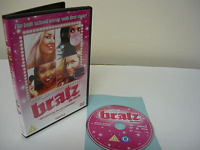 Bratz: The Movie DVD WIDESCREEN Children's Action Advnture Movie Nathalia Ramos