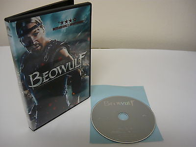 Beowulf DVD WIDESCREEN Action Adventure Movie Ray Winstone Anthony Hopkins Sale