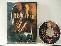 Farscape - Season 1: Vol. 10 (DVD) Not Rated Science Fiction Fantasy Ben Browder