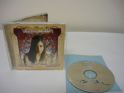 Be Not Nobody by Vanessa Carlton CD Rock Popular Music Ordinary Day Unsung