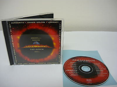 Armageddon by Original Soundtrack CD Rock Pop Original Soundtrack Sale