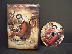 Afghan Knights DVD Action Adventure Steve Bacic Gary Stretch Chris Kramer Sale